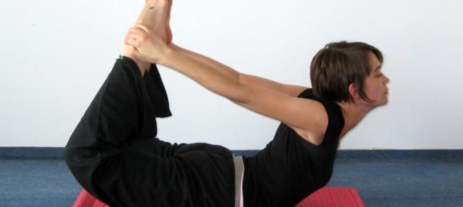 Joga – sposób na płaski brzuch