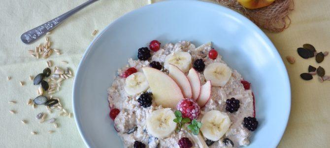 Śniadanie na diecie odchudzającej