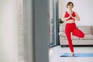 Pozycja i asana - joga